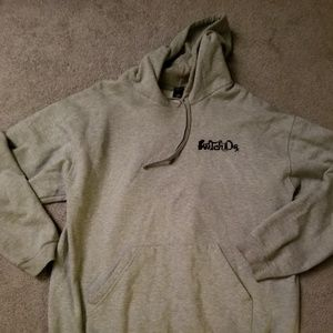 Other - Mens gray hoodie (Witch Dr)